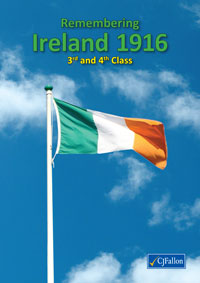 Remembering Ireland 1916 (3rd & 4th Class) book cover