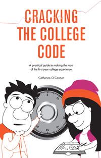 Cracking The College Code book cover