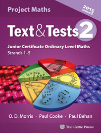 Text & Tests 2 Junior Certificate Ordinary Level book cover