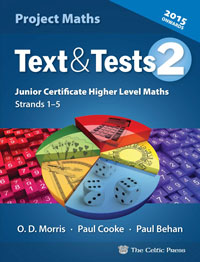 Text & Tests 2 Junior Certificate Higher Level  book cover