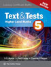 Text & Tests 5 – NEW EDITION book cover