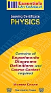 Physics (New Edition) – Leaving Certificate – Higher & Ordinary Level book cover