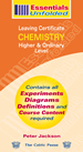 Chemistry – Leaving Certificate – Higher & Ordinary Level book cover